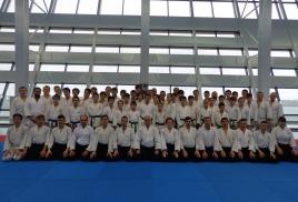 Традиционный семинар клуба Оосинкан «YUDANSHA-CLASS»